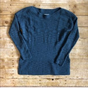 LOU & GREY split hem sweater